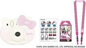 Fujifilm Instax Mini Hello Kitty + 10 Fotoplokštelių