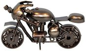 Motociklas dekoratyvinis metalinis 10x18,5x6 cm 85114