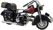 Motociklas Retro 34x14x19 cm MR27