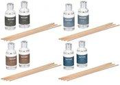 Namų aromatas su lazdelėmis 30 ml 3.3 x 7.8 cm 871125203053 (4 rūšys)