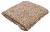 Newborn Beige Tweed Layer Wrap BTLW 44 x 77 cm