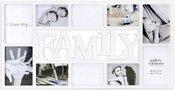 Nielsen Family Collage white Plastic Gallery Frame 8999331