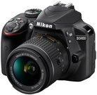 Nikon D3400 + 18-55mm AF-P VR + Sandisk SDHC 16GB ultra + CF-EU11