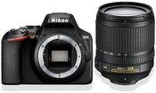 Nikon D3500 + 18-105mm AF-S DX VR