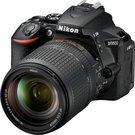 Nikon D5600 + 18-140 VR (demo)