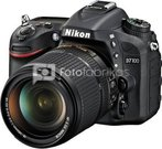 Nikon D7100 + 18-140 VR (demo)