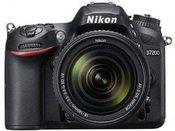 Nikon D7200 + 18-140mm VR