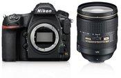 Nikon D850 + 24-120mm VR F4