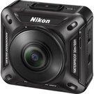 Nikon KeyMission 360 (Juodas)