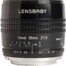 Lensbaby Velvet 56 Canon EF