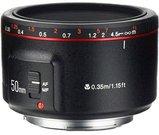Objektyvas YongNuo 50mm F1.8II / Canon