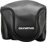 Olympus CSCH-118 Leather Bag black for Stylus 1