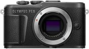 Olympus E-PL10 Body black incl. Charger + Battery
