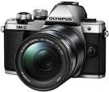 Olympus OM-D E-M10 Mark II + 14-150mm (sidabrinis)
