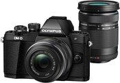 Olympus OM-D E-M10 Mark II + 14-42mm II R + 40-150mm