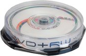 Omega Freestyle DVD+RW 4.7GB 4x 10pcs spindle