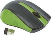 Omega mouse OM-419 Wireless, black/green