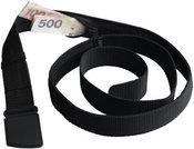 Pacsafe Cashsafe Travel Belt Wallet Black