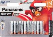 Panasonic Everyday Power battery LR03EPS/10BW (6+4) AB