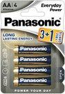 Panasonic Everyday Power battery LR6EPS/4B (3+1)