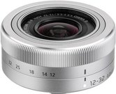 Panasonic Lumix 12-32mm f/3.5-5.6 G Vario OIS (Sidabrinis)