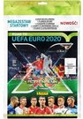 Panini футбольные карточки Road to Euro 2020 Megaset
