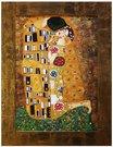 Paveikslas Klimt. Bučinys 63x84 cm 91361 (G06712)
