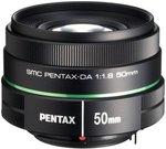 Pentax 50mm F/1.8 smc DA