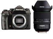 PENTAX K-1 MARK II + 24-70MM D FA