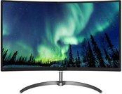 "PHILIPS 278E8QJAB/00 27""W monitor, 1920x1080, 4 ms, 250 cd/m2, D-Sub, HDMI, DisplayPort, Black Philips"