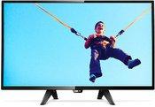 """Philips smart LED TV 32"""" 32PHS5302/12 PPI-500Hz HDR 1366x768p 280cd 2xHDMI 2xUSB LAN WiFi DVB-T/C/T2/T2-HD/S/S2, 16W, A+"""