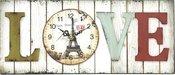 Platinet настенные часы Love (43817)