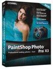 Programinė įranga COREL Paint Shop Pro X3