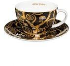 Puodelis arbatai G. Klimt 15 cm 66-532-03-1 Goebel