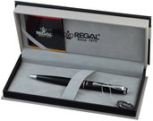 """Rašiklis """"William"""" juodas RE9D dėžutėje REGAL"""
