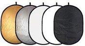 Reflektorius atšvaitas 5in1 120 x 180 cm