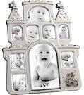 Rėmelis-galerija Pilis 9 vaikiškoms nuotraukoms sidabro sp. 862 Mascagni