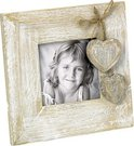 Walther Le Coeur brown 9x9 Wooden Portrait Frame QH909P