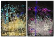 Reprodukcija 50x70 cm abstrakcija (G97111) 113627