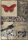 Reprodukcija ant drobės Vintage 60x90 YM1546