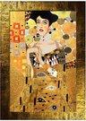 Reprodukcija ant tekstilės 68x88cm Klimt. Adele Bloch Bauer 87710, G02697