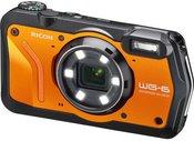 Ricoh WG-6 (Oranžinis)
