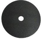 Caruba rubber dekplaat (45 mm)   met 3/8
