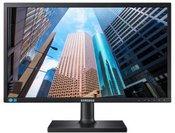 """S22E450M - LED - 21.5"""" - 1920x1080p FullHD - TN - 250 cd/m2 - 1000:1 - 5ms - DVI-D, VGA, HAS/Pivot, Audio 2x1W - matte black"""