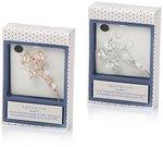 Sagė Gėlių puokštė dėžutėje 274650 aukso/sidabro spalvos no back