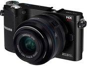 Samsung NX200 + 20-50 mm