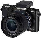 SAMSUNG NX210 + 18-55 mm OIS