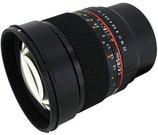 Samyang 85mm f/1.4 AS IF MFT (Demo)
