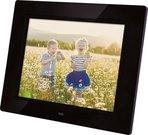 Sencor digital photo frame SDF 872BK, black