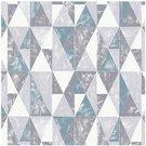 Servetėlės popierinės stalo su geometrinių figūrų piešiniu 33x33 cm 119368
